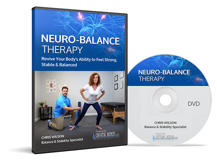 The Neuro-Balance Therapy DVD cover